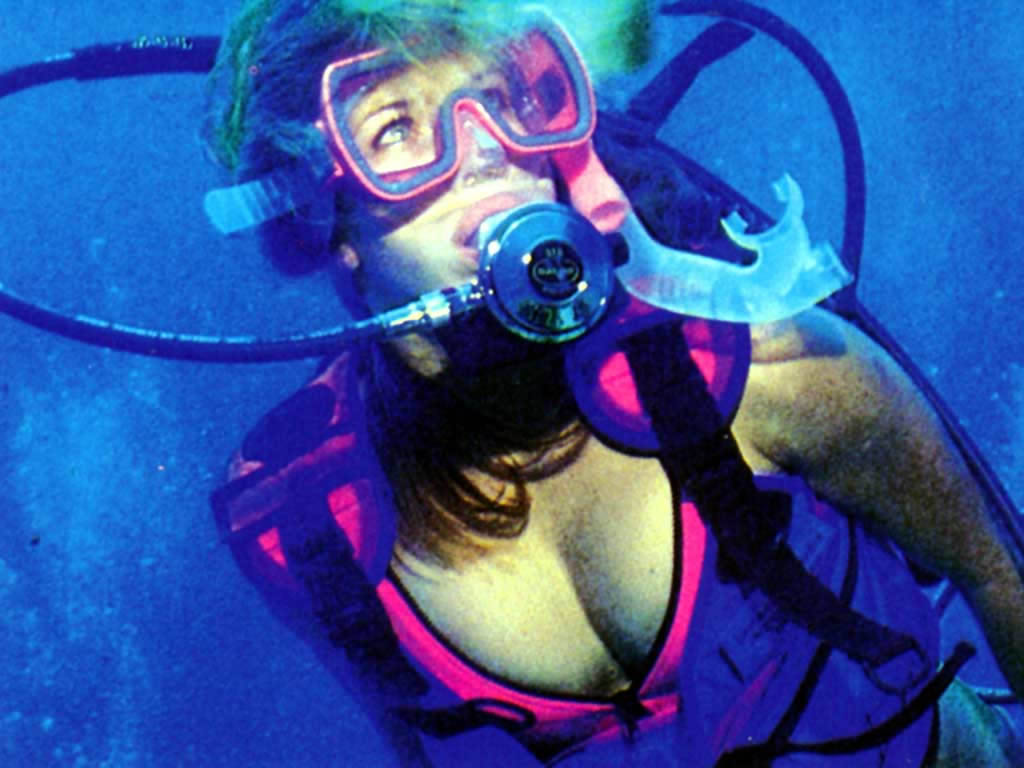 Sexy naked ladies scuba diving hot girls wallpaper - Dive porno star ...